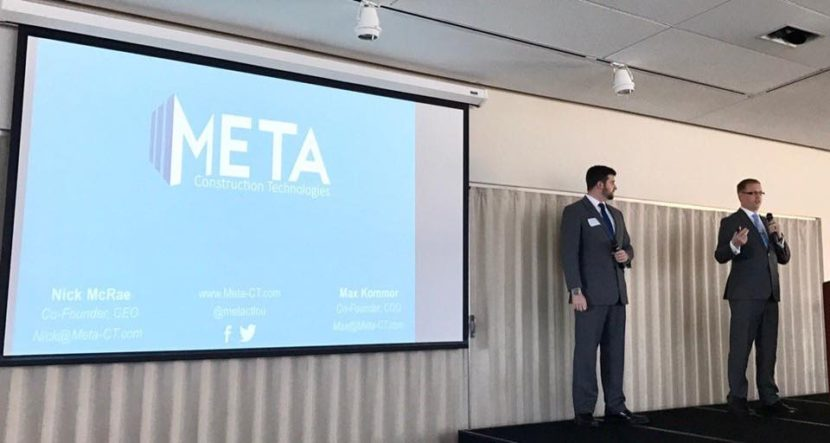 Meta Construction Technologies, LLC - Max Kommor and Nick McRae - Venture Connectors Pitch